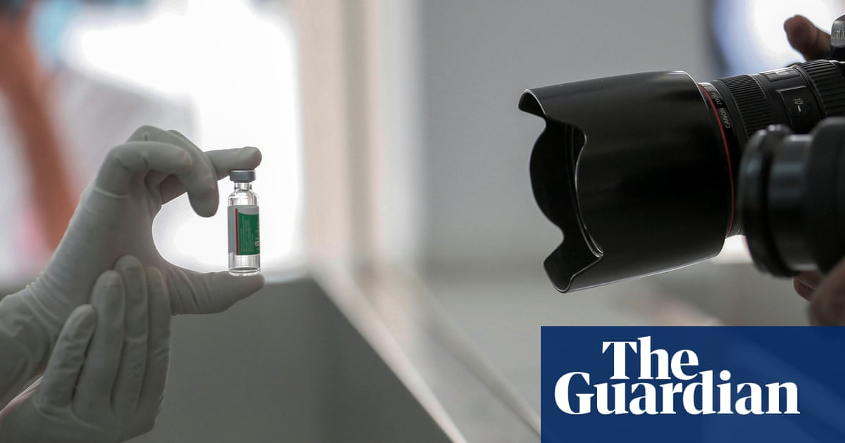 Australia in talks with WHO and Europe over 'certainty' of Covid vaccine supplies – The Guardian
