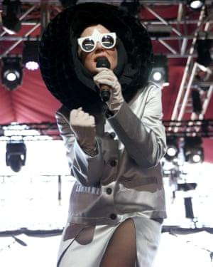 Coachella 2017: Saturday acts Bon Iver, Future, Drake and more