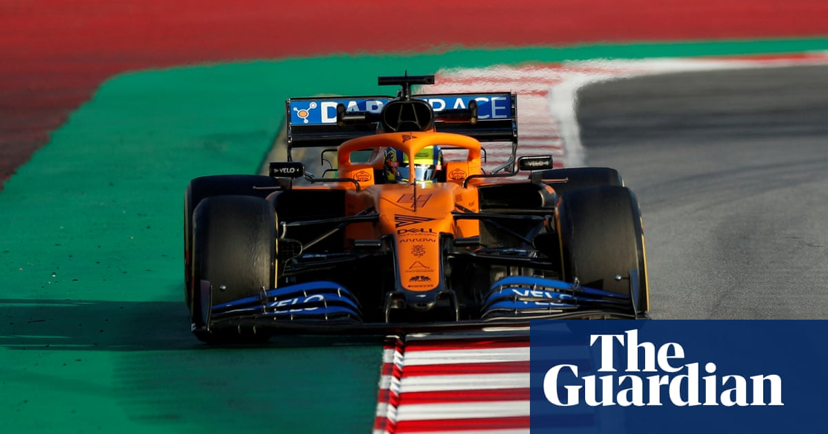 McLaren rise from nadir ready to win friends and influence races in F1 | Giles Richards