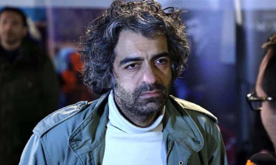 Iranian director Babak Khorramdin