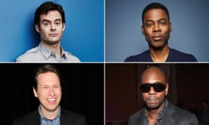 Comedy in 2017: Chris Rock, Dave Chappelle and the French Seinfeld