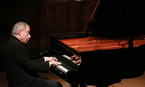 'Focus, energy and insight': pianist András Schiff.