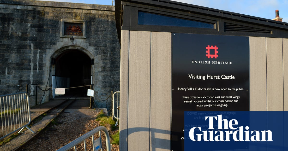 Weatherwatch: how the climate crisis is affecting English Heritage