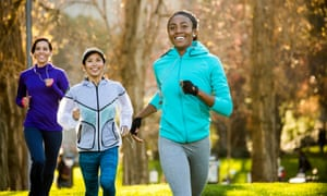 Running reduces your risk of dying early by between 25% and 40%.