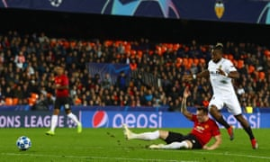 Phil Jones of Manchester United scores an own goal to make it 2-0.