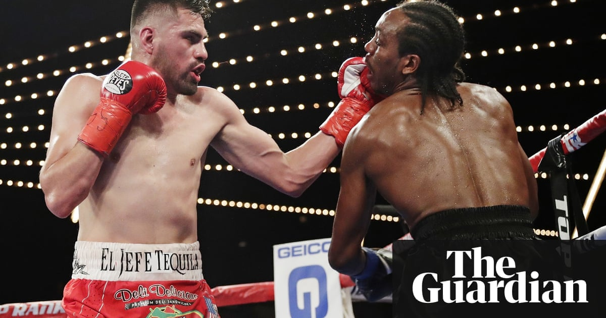 'Pro-immigrant and proud': José Carlos Ramírez is fighting for more than belts | Kevin Mitchell