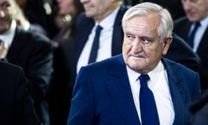 Jean-Pierre Raffarin, who chaired the eight-month inquiry.