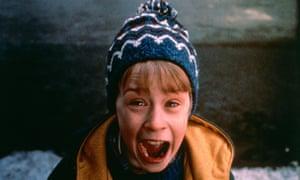 Home Alone's Macaulay Culkin