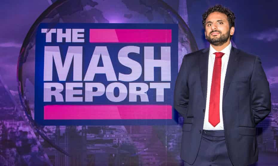 'You're there to represent a set of principles' … The Mash Report.