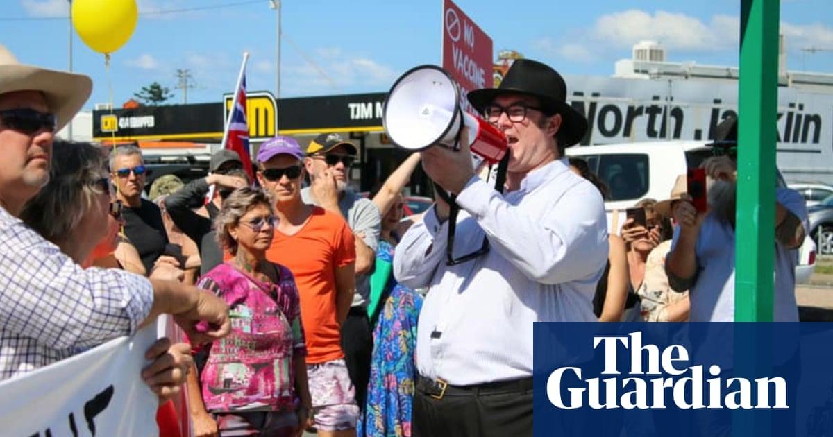 Scott Morrison defends George Christensen's anti-lockdown activism but labels Sydney rally-goers 'selfish'