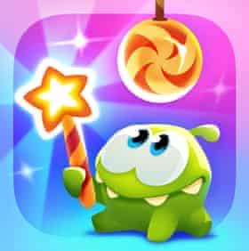 Cut the Rope- Magic app logo