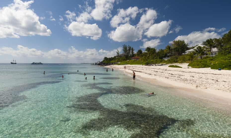 The Cayman Islands is a favourite offshore hiding place for the super-rich