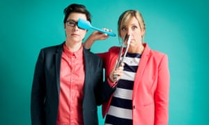 The nuclear option? ... Mel and Sue.