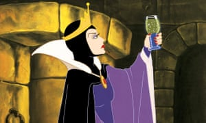 The Wicked Queen from Snow White and the Seven Dwarfs.