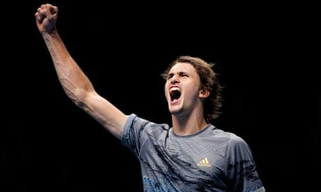 Alexander Zverev beats Daniil Medvedev at ATP World Tour Finals – as it happened