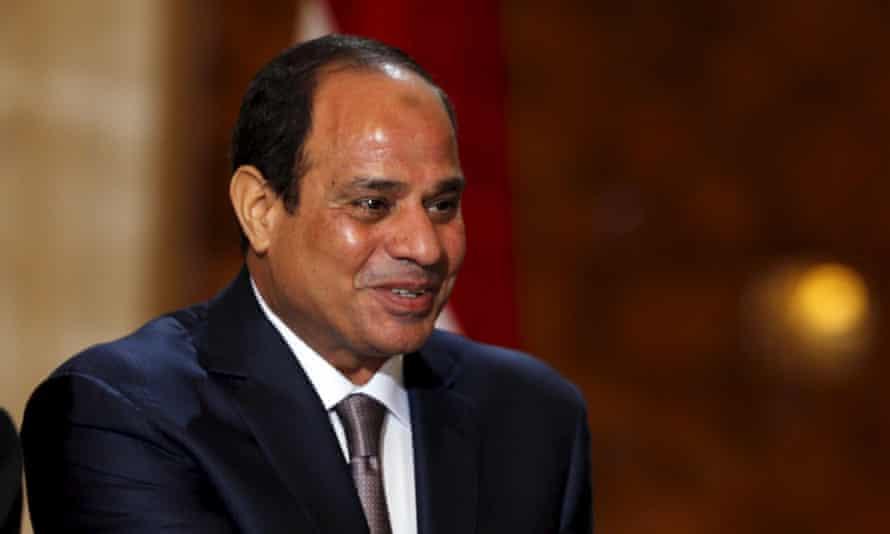 Abdel Fatah al-Sisi