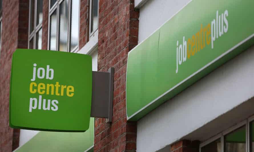 A job centre plus sign.
