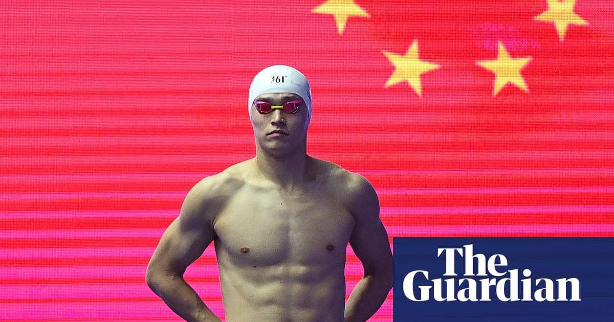 El campeón olímpico de natación Sun Yang fue prohibido durante ocho años después del fallo de Cas Deporte 66
