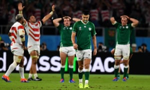 Japan's shock victory over Ireland has set up a tantalising finish in Pool A with the hosts facing Scotland on Sunday.