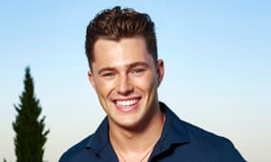 Curtis Pritchard is dating fellow contestant Maura Higgins