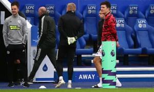 Leicester City v Man Utd