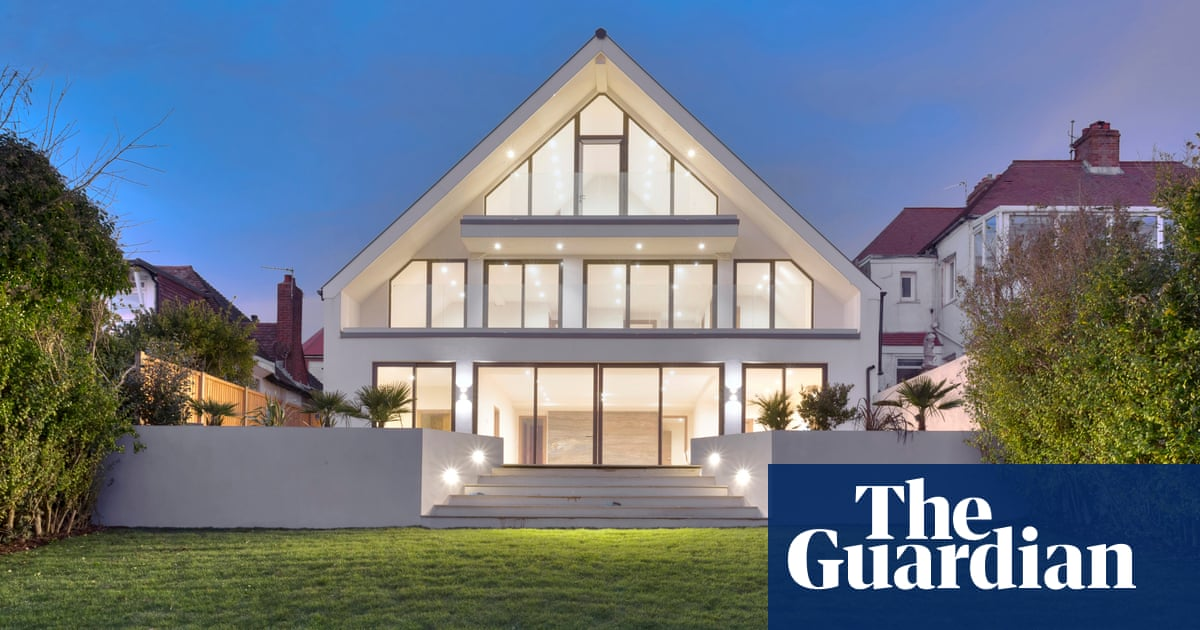 Strikingly Modern Homes For Sale In Pictures Money The Guardian