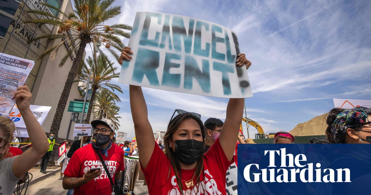 California has a $5.2bn plan to pay off unpaid rent accrued during the pandemic