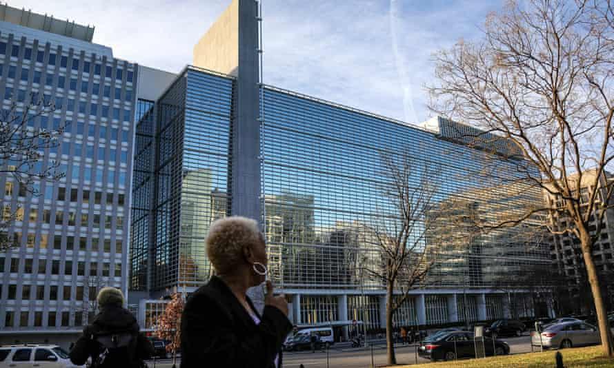 The World Bank headquarters in Washington