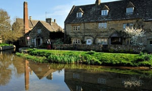 The Old Mill, Lower Slaughter.