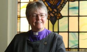 The Rt Rev Susan Brown