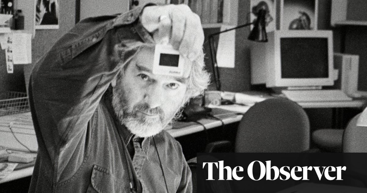 The Observer's Tony McGrath: fearless picture editor who refused to flinch from brutal reality