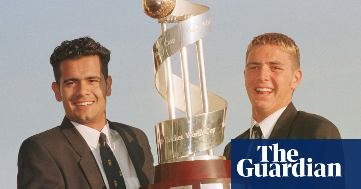 The Spin | We piled on Allan Border in a pub: England U19s class of 98 relive victory