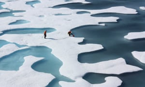 An area of Arctic sea ice about twice the size of Texas has vanished over the last 30 years, and the rate of that retreat has accelerated.