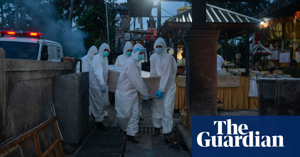 Red Cross sounds vaccines alarm as Covid deaths in south-east Asia soar