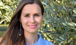 British-Australian academic Kylie Moore-Gilbert whos is being detained in Iran.