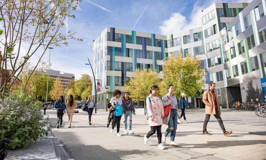 The University of Sheffield has seen an increase in postgraduate enrolments for 2021.