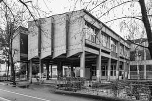 Orce Nikolov High School (Nikola Bogacev, Aleksandar Smilevski, 1969)