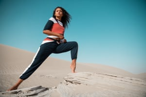 August 06-04 top, £115, July 20-08 leggings, £170, horizonathletic.co.uk