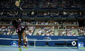 The US Open has already experimented with the serve clock at the junior tournament this year