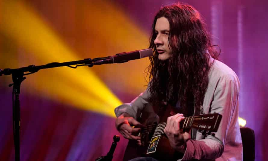 Test run … Kurt Vile, whose tune I Wanted Everything was used in Musiio's experiment.