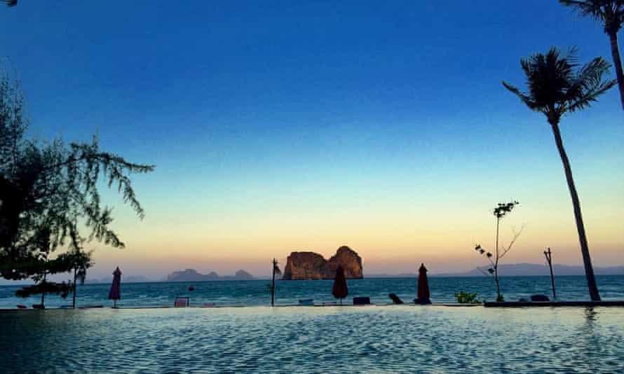 Thanya Beach Resort, Koh Ngai, Thailand.