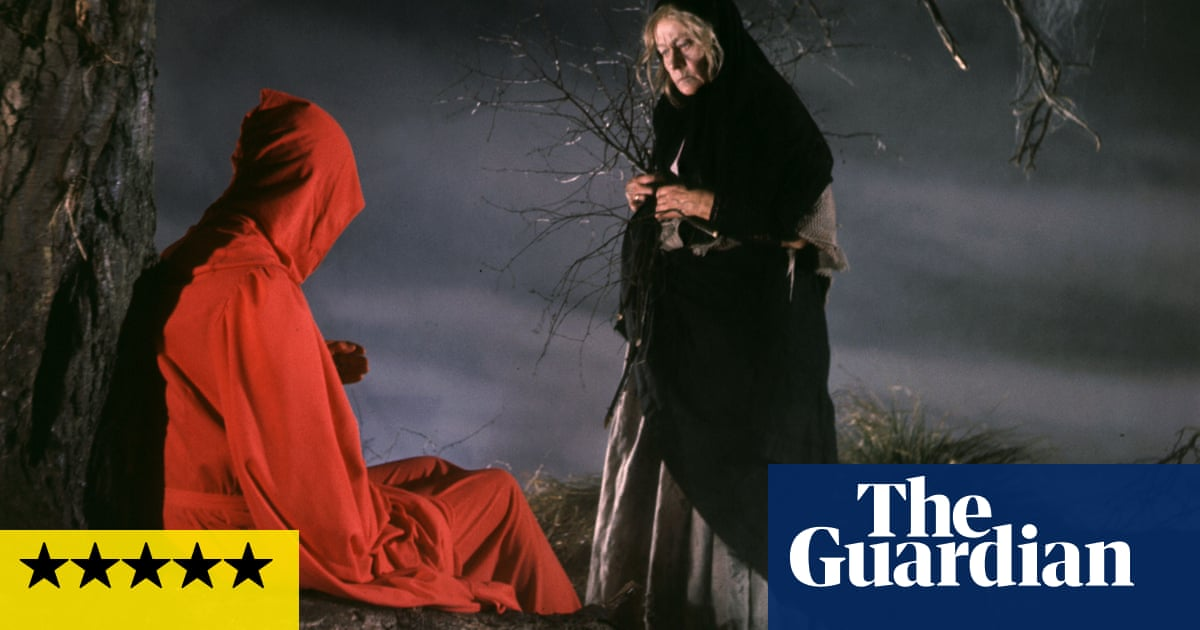 The Masque of the Red Death review – horribly apt Poe adaptation