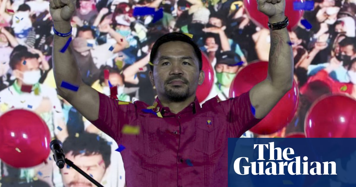 'Heard the final bell': Manny Pacquiao announces retirement from boxing