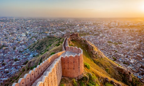 10 of the world's best city views: readers' travel tips