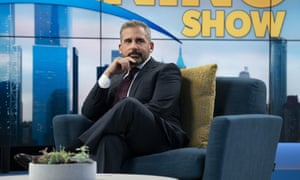 Steve Carell in The Morning Show.