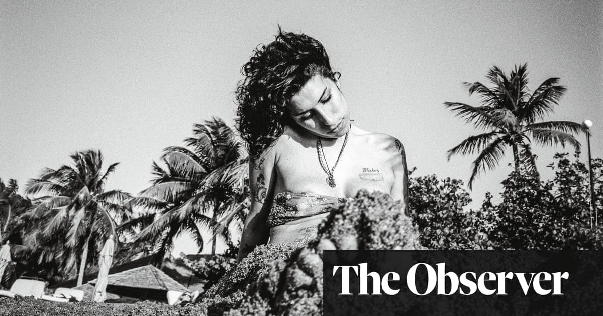 Another side of Amy Winehouse: intimate photographs by her