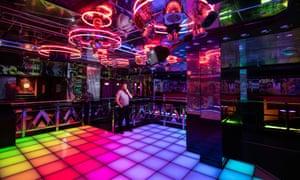 Murder on the dance floor … Gavin McQueen, manager of Pryzm nightclub in Leeds.