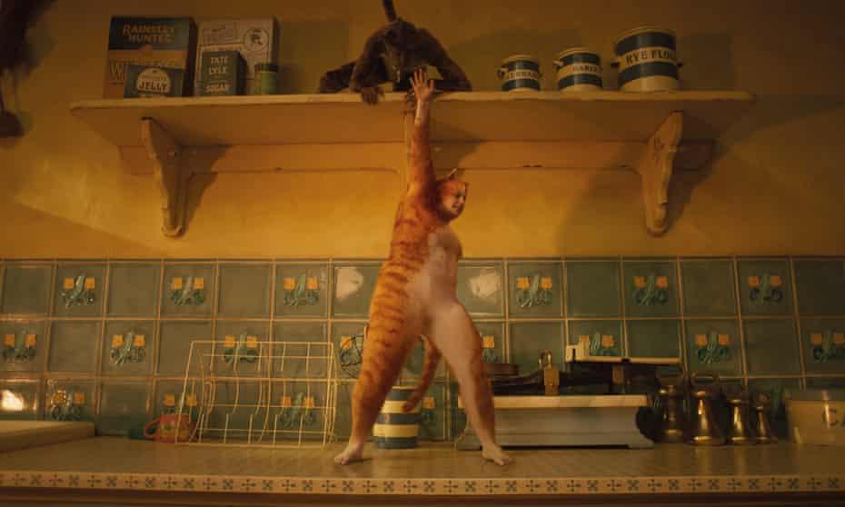 Rebel Wilson in Cats.