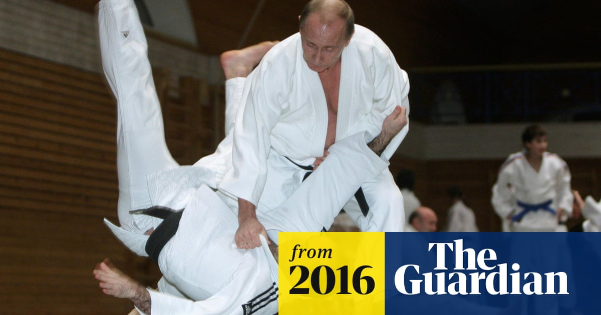Putin judo book to be distributed to millions of Russian