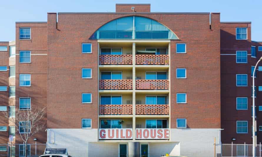 Guild House by Robert Venturi.